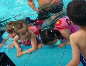 Swimming levels montessori pointe claire for Pointe claire swimming pool schedule