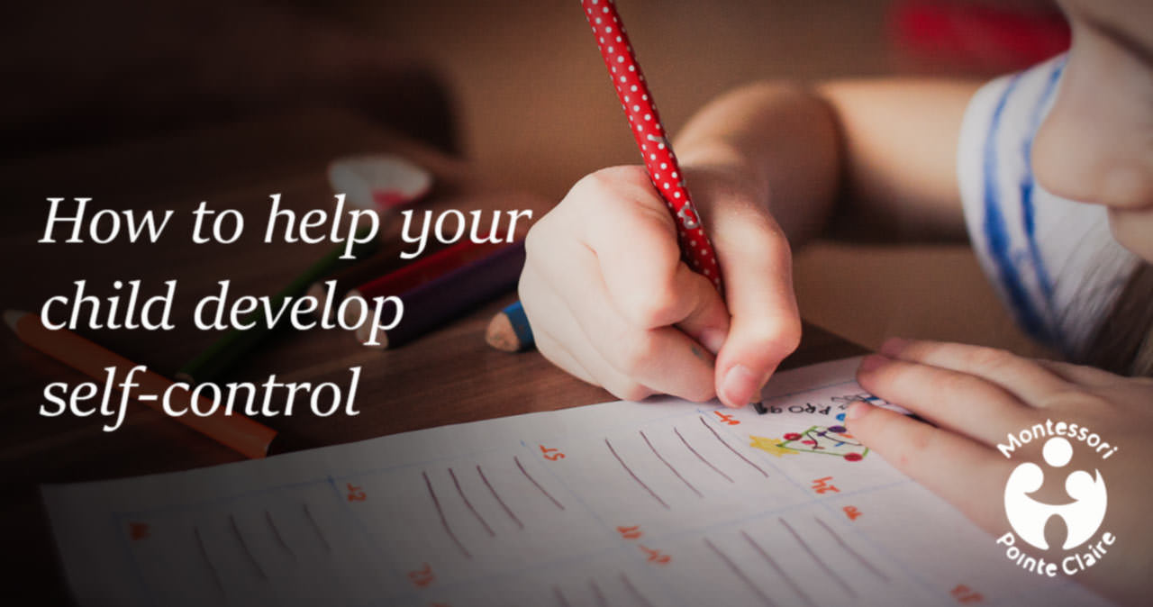 How to help your child develop self-control